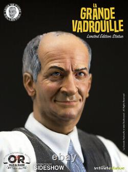 Louis De Funés Statue La Grande Vandrouille 16 Scale Infinite Statue Sideshow