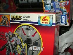 Macross Robotec Robotech Coréen Ko Vf-1j 1/55 Pc Jouets Gundam Espace V