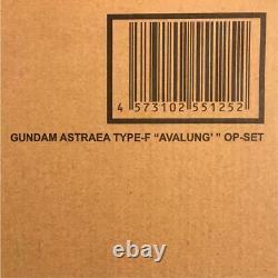 Métal Build Avalung Op Set Pour Gundam Avalanche Astraea Type-f Tamashii Web