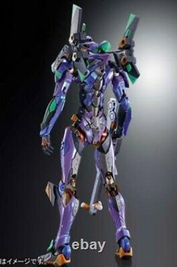 Metal Build Evangelion Eva-01 Test Type Eva2020 Chiffre D'action, Bandai, Stock