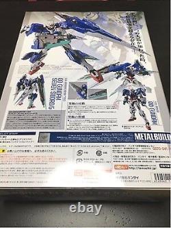 Metal Build Gn-0000gnhwith7sg 00 Gundam Seven Sword/g Action Figure Bandai F/s Nouveau