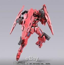 Metal Build Gundam Astraea Type-f Gn Heavy Weapon Set Action Figure Bandai Nouveau
