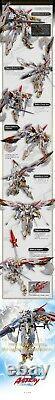 Metal Build Gundam Astray Gold Frame Amatsu Hana Action Figure, Bandai, F/s