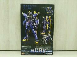 Metal Build Gundam F91 Harrison Madin Machine Action Figure Bandai