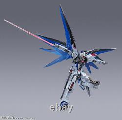 Metal Build Gundam Seed Freedom Gundam Concept 2 Figure D'action Bandai Tamashii