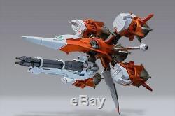 Metal Build Gundam Seed Gunbarrel Striker Pour Aile Strike Gundam Figure Bandai