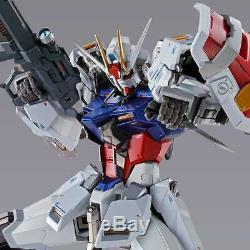 Metal Build Infinity Limited Gat-x105 Strike Gundam Action Figure Bandai Japon
