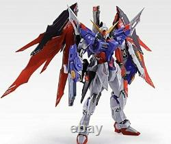 Metal Build Strike Freedom Gundam Seed Destiny Soul Red Ver. Action Figure Japon