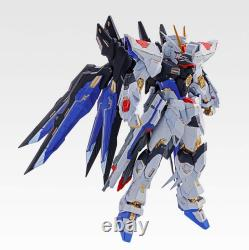 Métal Build Strike Freedom Gundam Soul Blue Ver. Action Figure Limitée Edition