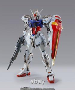 Metal Build Strike Gundam Mobile Suit Gundam Seed Action Figure Du Japon