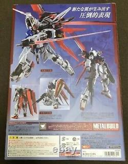 Métal Construire Gundam Bandai Grève Aile Action Figure