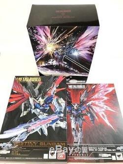 Métal Construire Gundam Seed Destiny Package Complet Version Complète Bandai F / S Japon