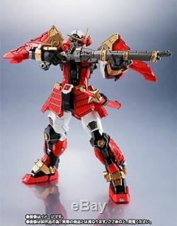 Metal Robot Côté Spiritueux Ms Musha Gundam Action Figure Premium Bandai Nouveau Japon