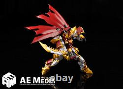 Metal Robot Spirits Cao Cao Gundam Model Action Figure Alloy Finished Robot Toy