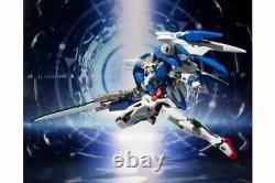 Metal Robot Spirits Side Ms- 00 Raiser + Gn Sword III Gundam 00 Bandai Japon Nouveau