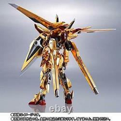 Metal Robot Spirits Side Ms Akatsuki Gundam Avec Oowashi Unit Action Figure Witht