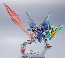 Metal Spiritueux Robot Ms Side Complet Armor Knight Gundam Real Type Ver Figure Bandai