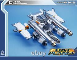 Mft Transformateurs Planète Perdue Da06 V2 Variété Gundam Cosmique Super Jouet D'équipement