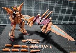 Mg Justice Gundam Body Flight Gk Kits De Conversion 1100