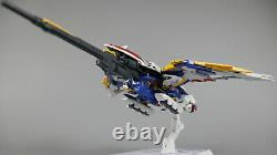 Mjh 1/100 Hirm Wing Gundam Ew Action Figure Assembler Modèle Kit Jouet Collectible