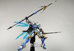 Modèle En Alliage Fini Yun Gundam Zhao Figurine Kit Anime Collection Toy New