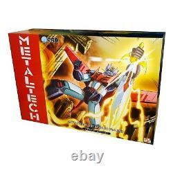Modello Robot Mazinga Z Metaltech 06 Blue Edition Mazinger Highdream Hl Pro