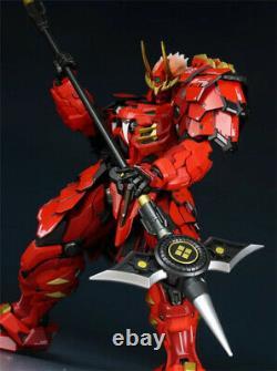 Moshow Toys Progenitor Effect Takeda Shingen Metal Frame Mct-j02 Figure D'action