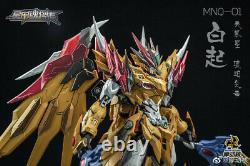 Moteur Nucléaire Mn-q01 1/72 Échelle Yellow Dragon Gundam Action Figure Jouet En Stock