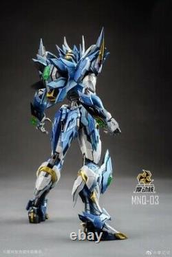 Motor Nuclear Mn-q03 1/72 Blue Dragon Gundam Action Figure Jouet