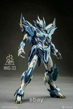 Motor Nuclear Mn-q03 Blue Dragon 1/72 Metal Build Action Figure En Stock
