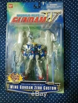 Msia Endless Waltz Jaune Wing Gundam Us Deathscythe Heavyarms Nataku Sandrock