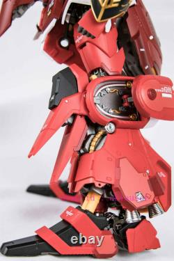 Musclebear MC 1100 Mobile Suit Gundan Unicorn Kshatriya Nz666 Version En Alliage Rouge