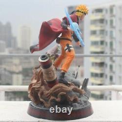Naruto Uzumaki Sage Action Figure Shippuden Anime Toy Pvc Statue Nouveau Modèle
