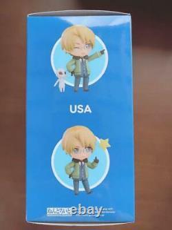 Nendoroid Hetalia Stars Du Monde Amérique USA Orange Rouge Japon