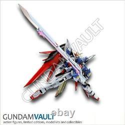 New Metal Robot Spirits Zgmf-x42s Destiny Gundam Action Figurine Bandai Vente Américaine