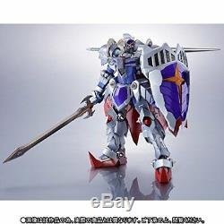 New Premium Bandai Metal Robot Spiritueux Chevalier Gundam Real Type Ver. Figure