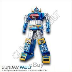 New Soul Of Chogokin Gx-60r Godsigma Action Figure Bandai Us Vendeur