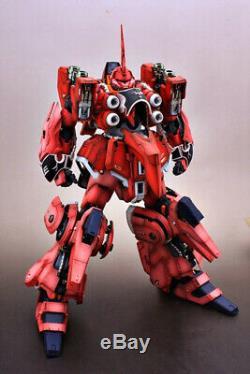 New Steel Legend Sl-01 Nz-666 1/100 Kshatriya Gundam Warlock Version Rouge