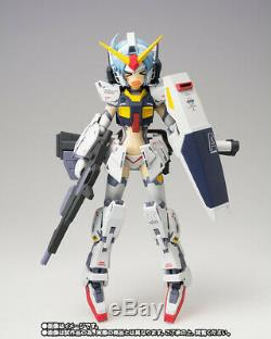Nouveau Bandai Armure Filles Ms Project Fille Gundam Mark-ii A. E. U. G. Action Figure