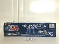 Nouveau Bandai G Mobile Fighter Transforming Walter Gundam Noble Figure 11395