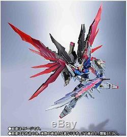 Nouveau Bandai Metal Build Destin Gundam Plein Paquet Action Figure Express Mail
