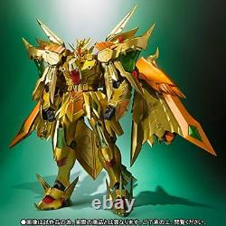 Nouveau Chevalier Sdx Gundam Golden God Superior Kaiser Action Figure Bandai Du Japon