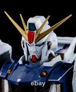Nouveau Metal Build Mobile Suit Gundam F91 Action Figure Bandai Du Japon F / S