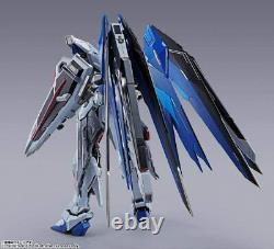 Nouveau Ms Gundam Seed Freedom Gundam Concept 2 Metal Build Action Figure