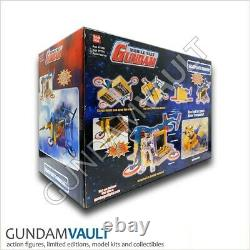 Nouveau Ms Gundam Transporteur Gunperry Msia Bandai Us Vendeur