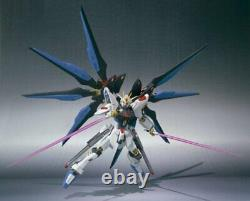 Nouveau Robot Spirits Side Ms Gundam Seed Strike Freedom Gundam Action Figure Bandai
