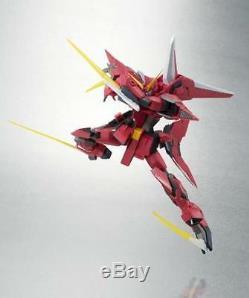 Nouveau Robot Spiritueux Side Ms Gundam Seed Gundam Aegis Action Figure Bandai F / S