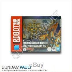 Nouveau Rx-0 Unicorn Gundam 03 Phenex Spirits Robot Bandai Us Vendeur