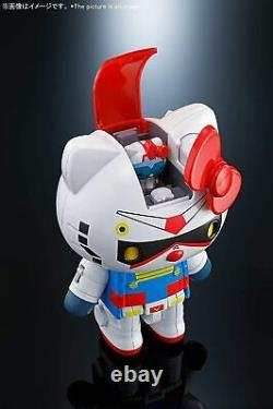 Nouveau Sanrio Hello Kitty Comme Gundam Chogokin Action Figure Par Les Nations Tamashii
