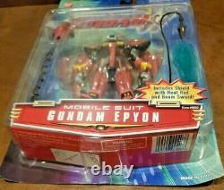 Nouveau Sealed Bandai Gundam Wing Gundam Epyon Suit 4.5 Action Fig Rare
